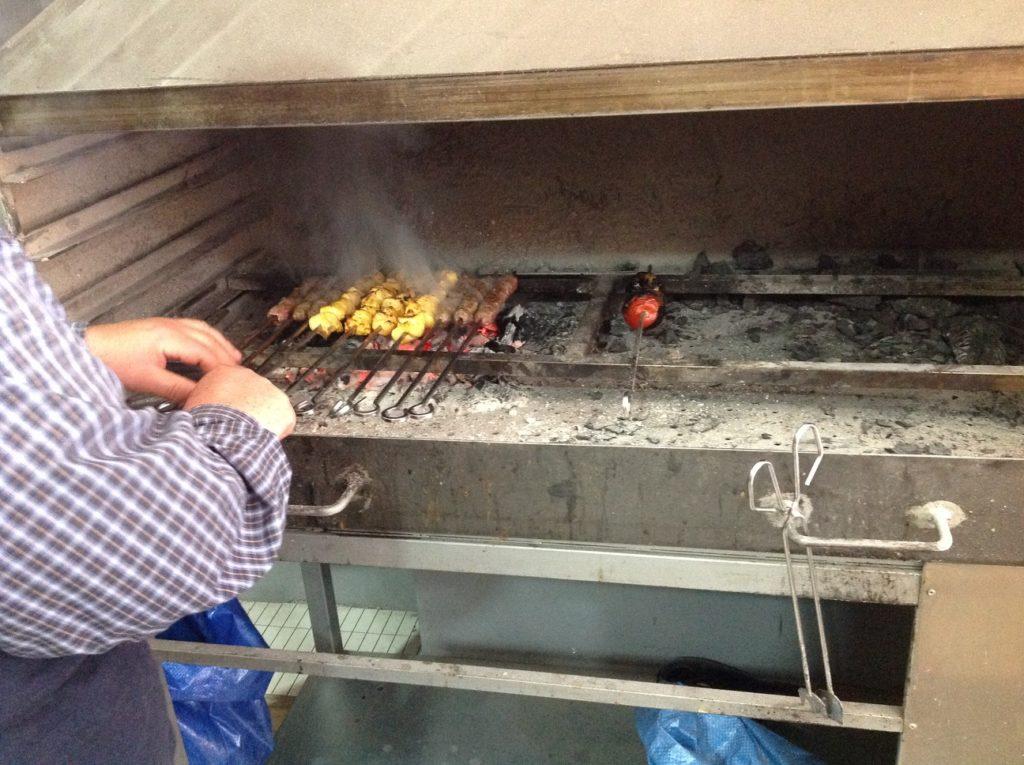 syrian cuisine grill madrid