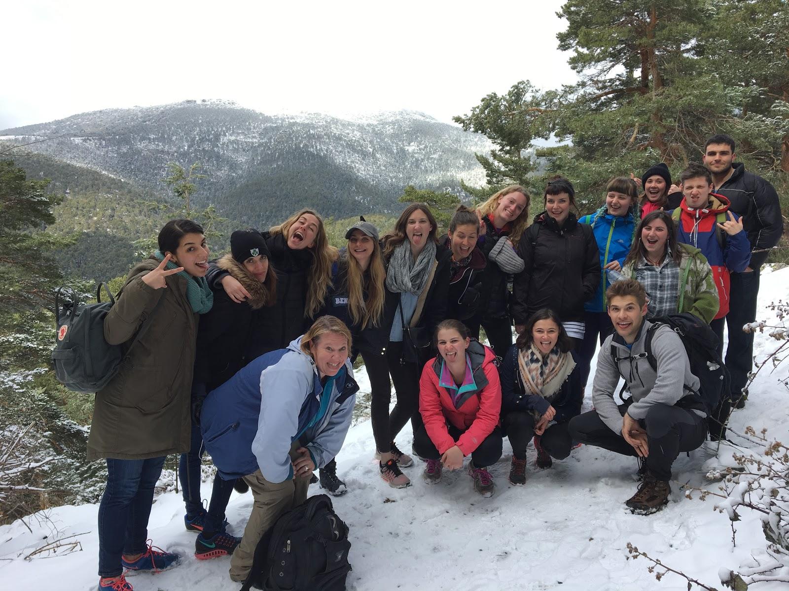 Madrid for Refugees Hike