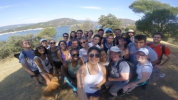 Outside with MFR: A hike and a swim in Pantano de San Juan