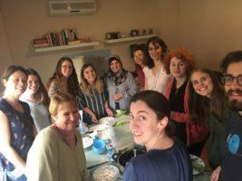 Cocinando una diferencia con Wesal: Clase de Cocina con Wesal, 21/04/2018