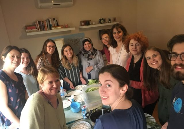 Cooking Up a Difference with Wesal: Cooking Class with Wesal, 21.04.2018