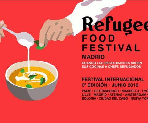 Refugee Food Festival 2018, 19th-24th June
