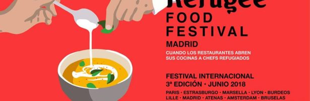 Refugee Food Festival 2018, 19th-24th June