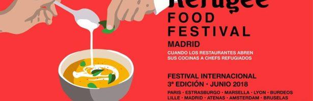 Refugee Food Festival, 19-24 de Junio