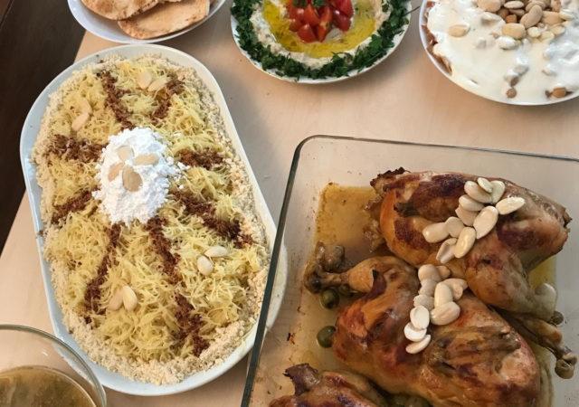 Los sabores de Marruecos y Siria en Madrid