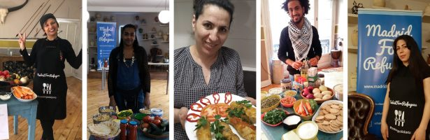Donate: Cooking Solidario at home