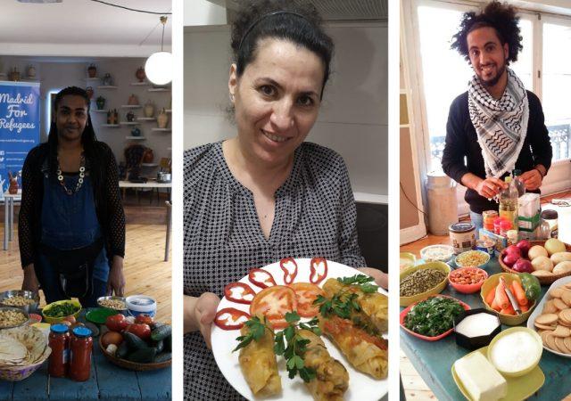 Donate: Cooking Solidario at home