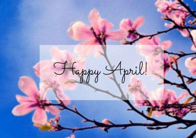 Únete a nuestros eventos de abril