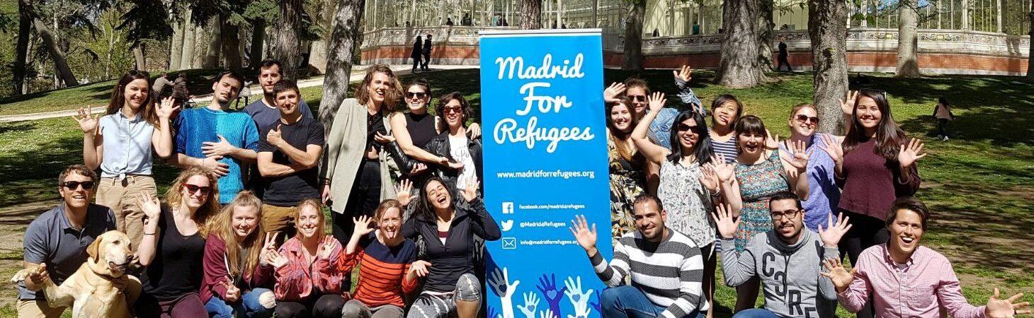 MadridForRefugees