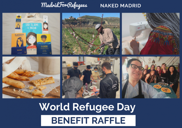 Make a difference! World Refugee Day Benefit Raffle